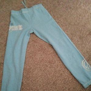 Victoria secret pink sweatpants